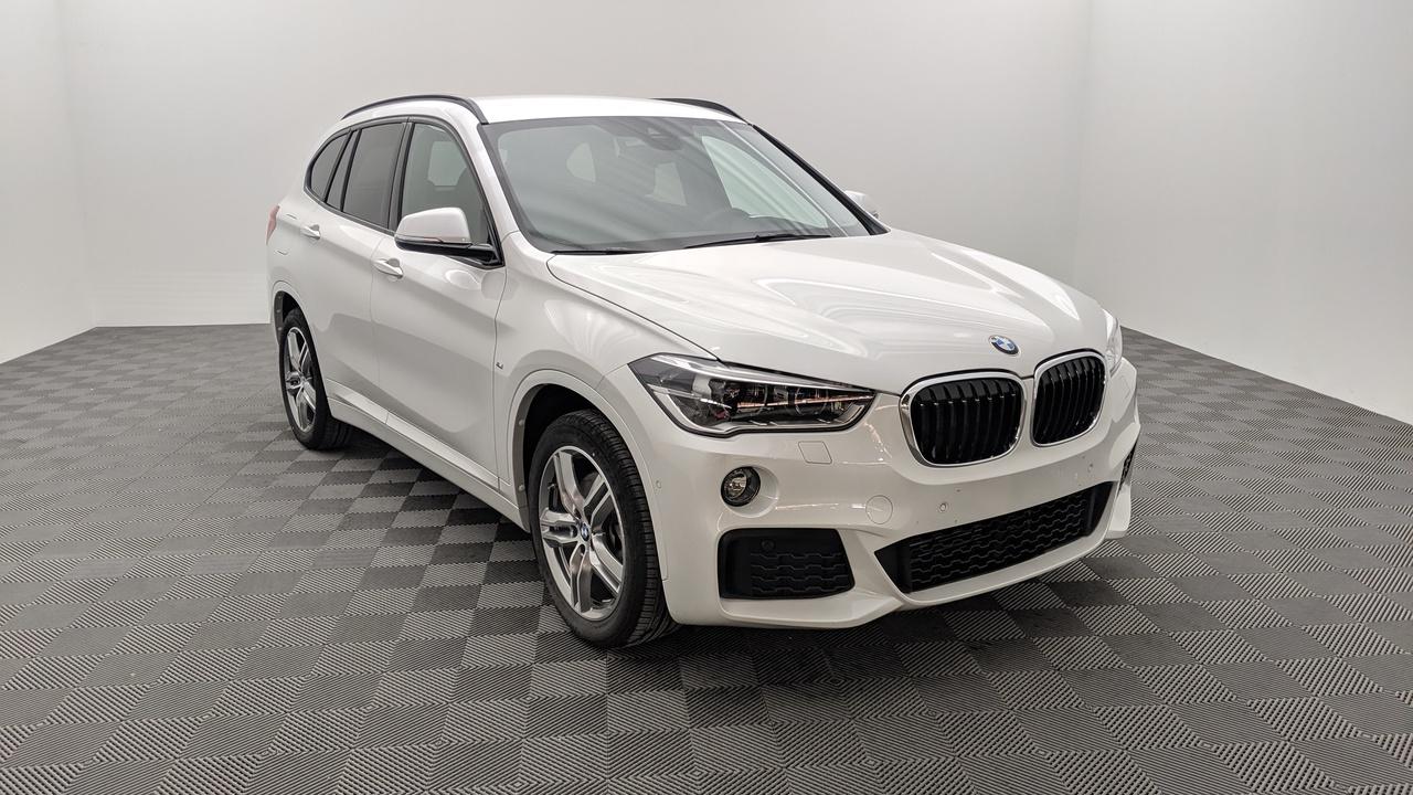BMW X1 - Clicquez pour voir les d�tails