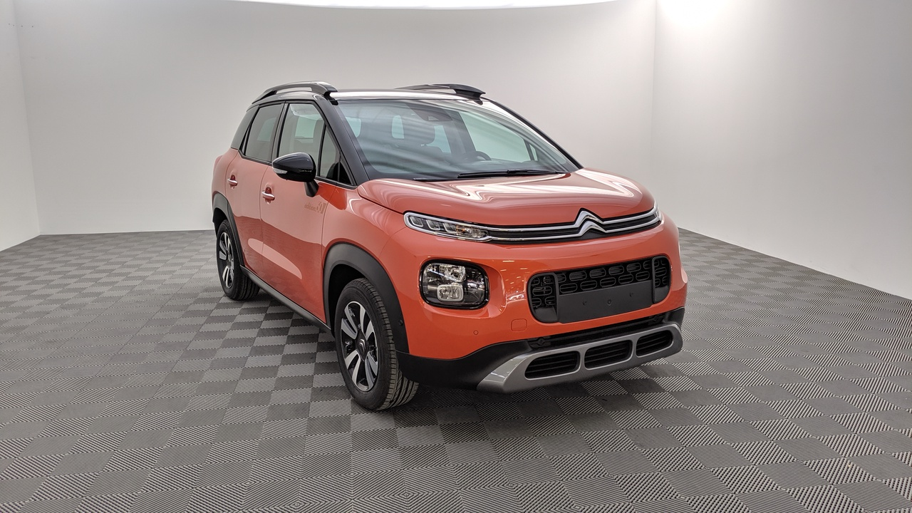 Photo CITROEN C3 AIRCROSS 1.2 PURETECH 110CV BVM6 SHINE + ADML + PARK ASSIST + PACK TECHNO