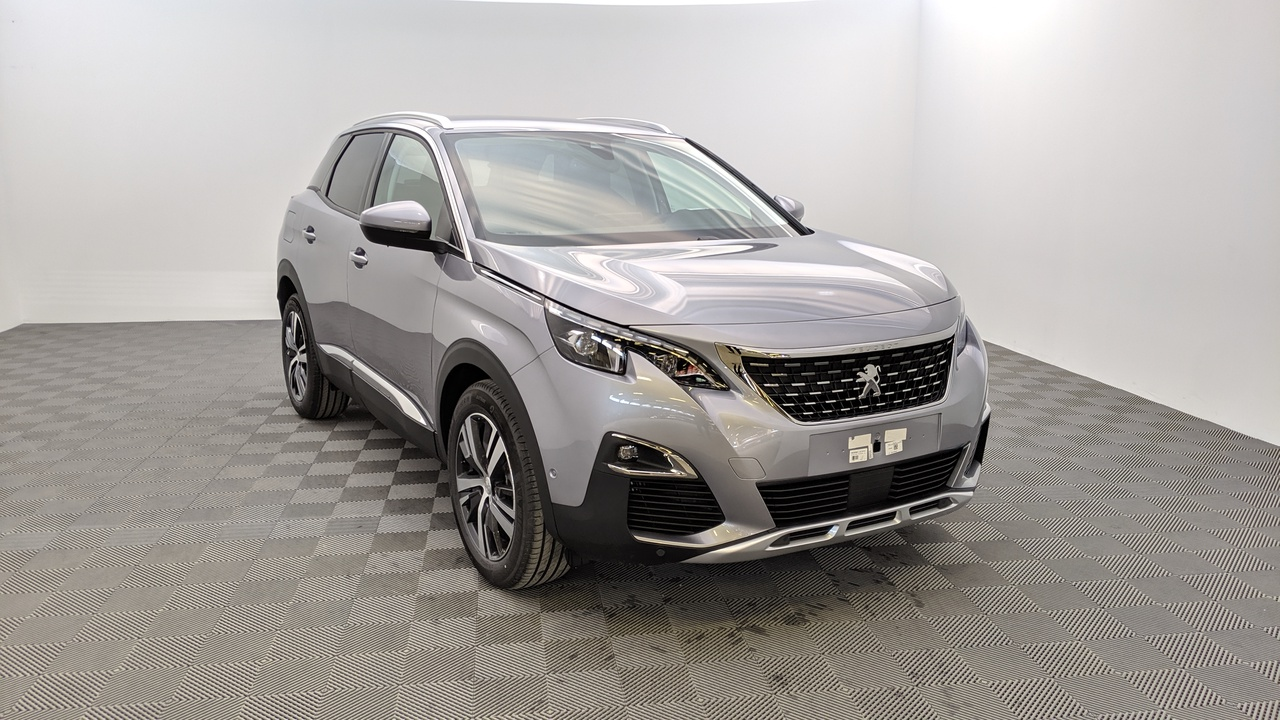 Photo PEUGEOT 3008 1.2 PURETECH 130CV BVM6 ALLURE + HAYON MAINS LIBRES + FULL LED