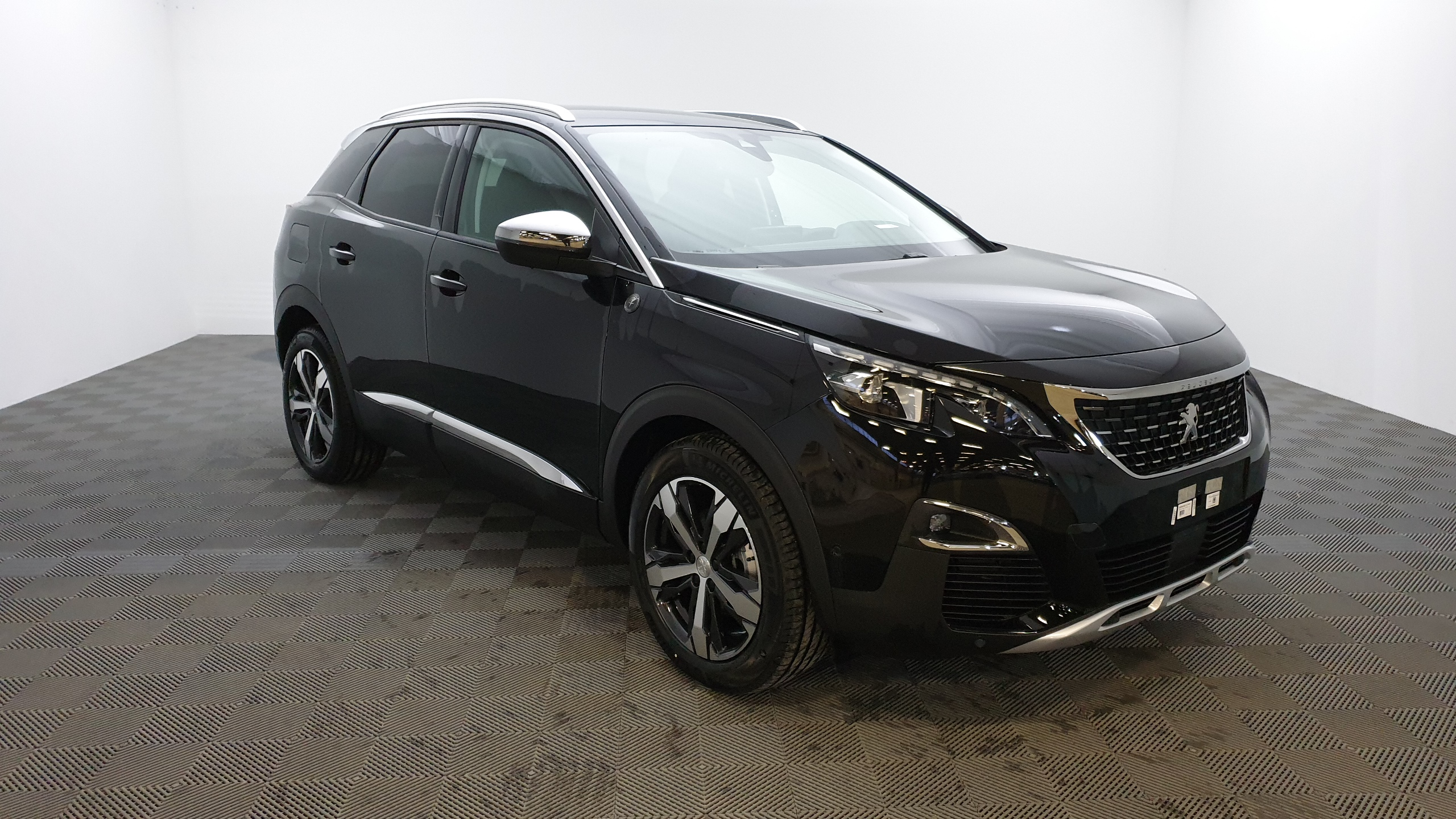 Photo PEUGEOT 3008 1.2 PURETECH 130CV BVM6 CROSSWAY + HAYON MAINS LIBRES + FULL LED