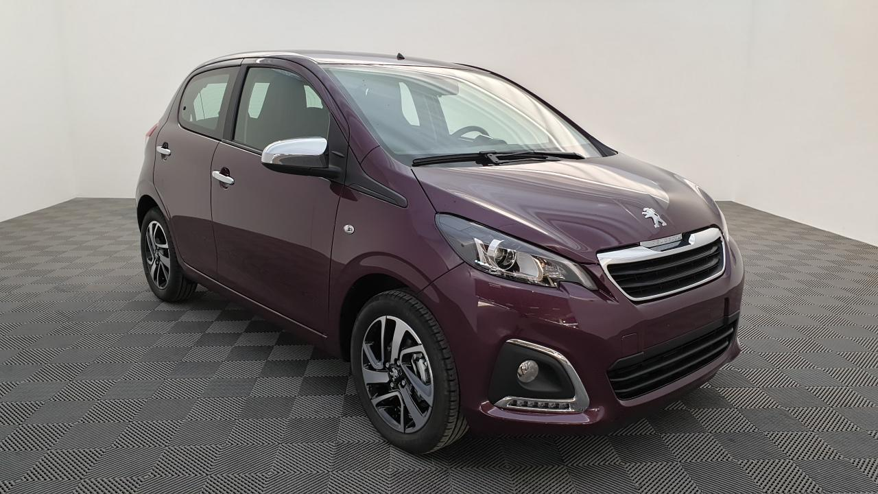 Photo PEUGEOT 108 1.0 VTI 72CV BVM5 ALLURE 5P