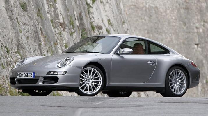 PORSCHE 911 CARRERA 4S 997 - Clicquez pour voir les d�tails
