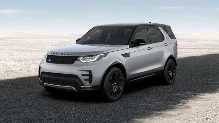 photo LAND-ROVER Discovery