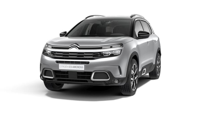 Photo CITROEN C5 AIRCROSS 2.0 BLUEHDI 180CV EAT8 SHINE + PACK PARK ASSIST + JANTES 19