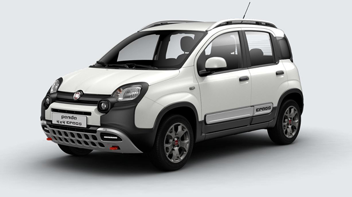 Photo FIAT PANDA 0.9 85 CV TWINAIR 4X4 CROSS