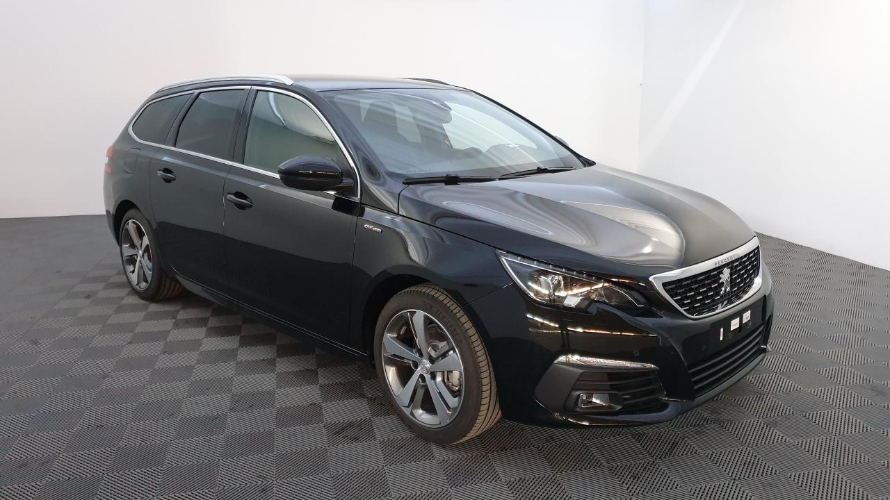 Photo PEUGEOT 308 SW 1.5 BLUEHDI 130CV BVM6 GT LINE