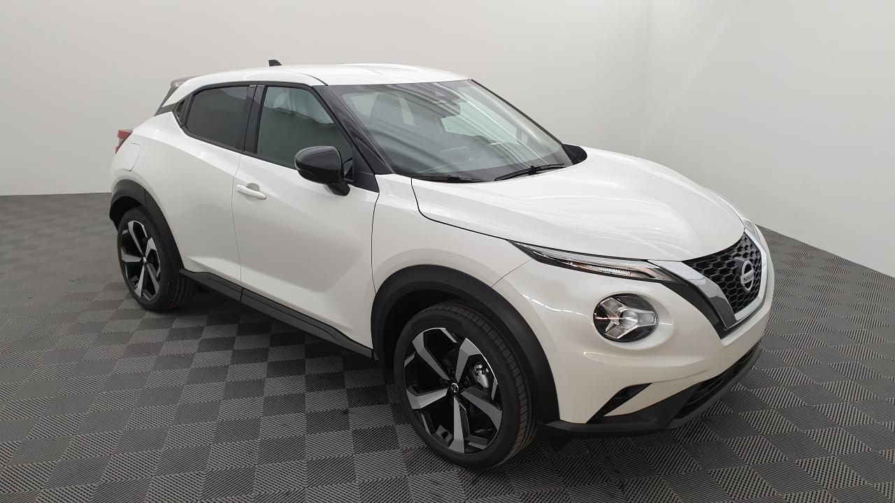 Photo NISSAN JUKE 1.0 DIG-T 117CV BVM6 N-CONNECTA