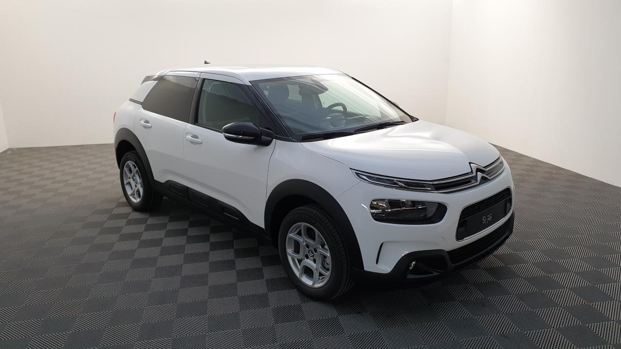 Photo CITROEN C4 CACTUS 1.2 PURETECH 130CV EAT6 SHINE + SIEGES CHAUFFANTS