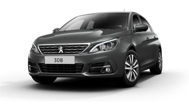 Photo PEUGEOT 308 1.2 PURETECH 130CV EAT8 ALLURE