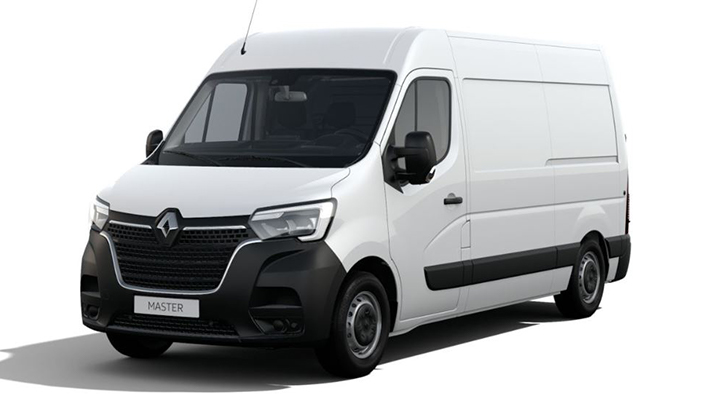 Photo RENAULT MASTER FOURGON NOUVEAU L2H2 3.5T ENERGY DCI 150CV BVR GRAND CONFORT + NAVI
