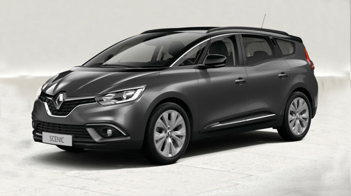 Photo RENAULT GRAND SCENIC IV 1.3 TCE 140CV EDC FAP ZEN 7PL + PACK CITY + NAVI