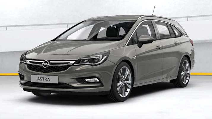 Photo OPEL ASTRA SPORTS TOURER 1.5 DIESEL 122CV BVM6 ELEGANCE + CAMÉRA DE RECUL + NAVI + MATRIX LED