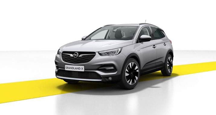 Photo OPEL GRANDLAND X 1.2 TURBO 130CV BVM6 INNOVATION + NAVI