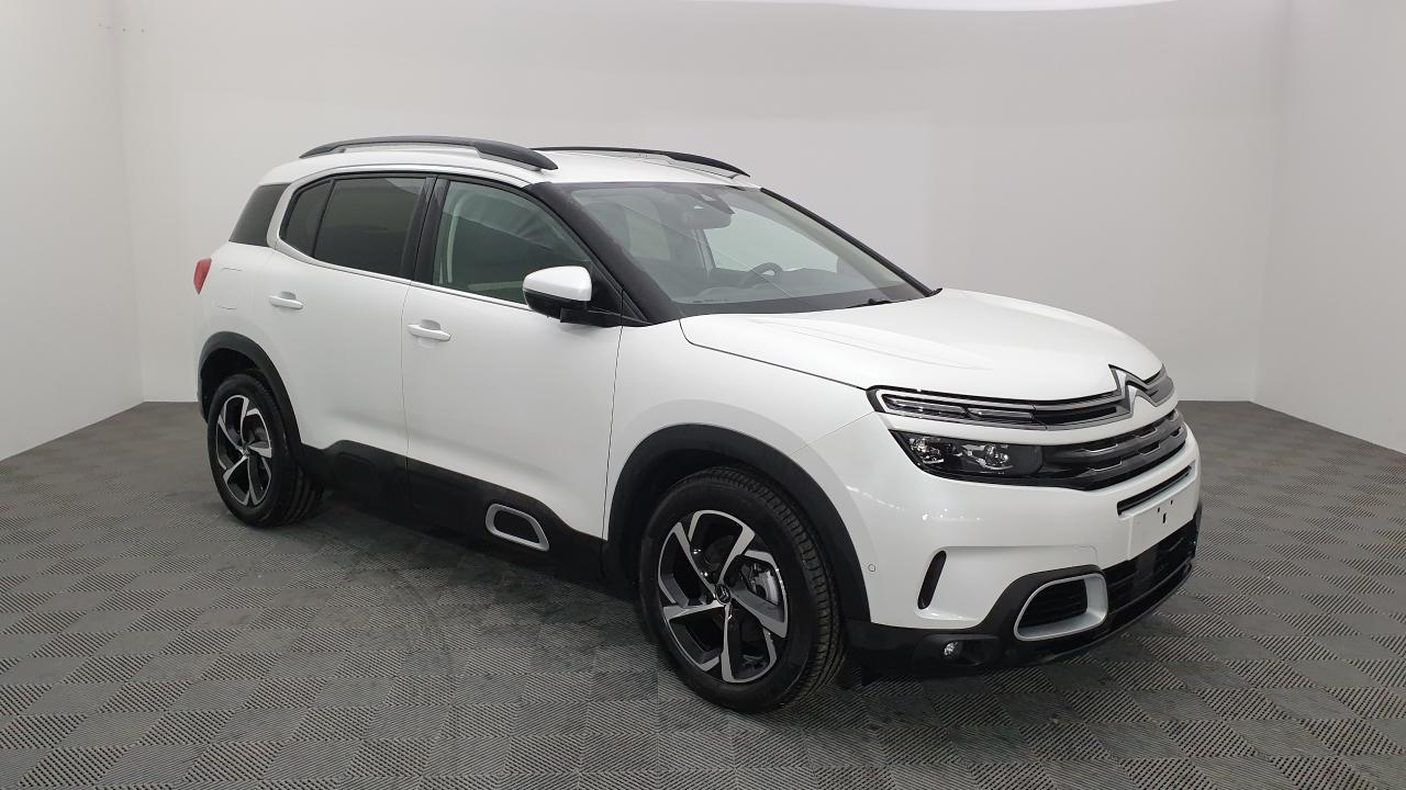 Photo CITROEN C5 AIRCROSS 1.5 BLUEHDI 130CV BVM6 SHINE + HAYON MAINS LIBRES