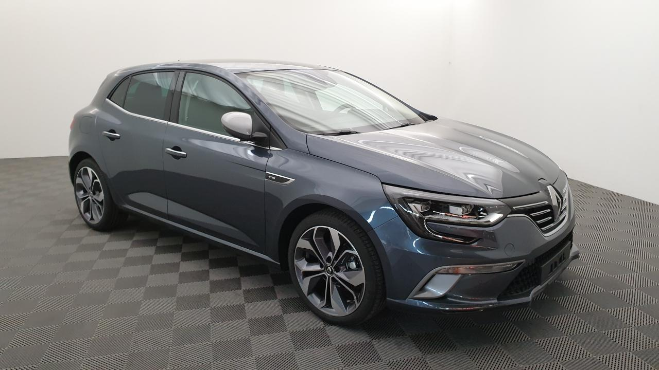 Photo RENAULT MEGANE IV 1.5 BLUEDCI 115CV EDC INTENS + PACK EASY PARKING + FULL PACK GT-LINE