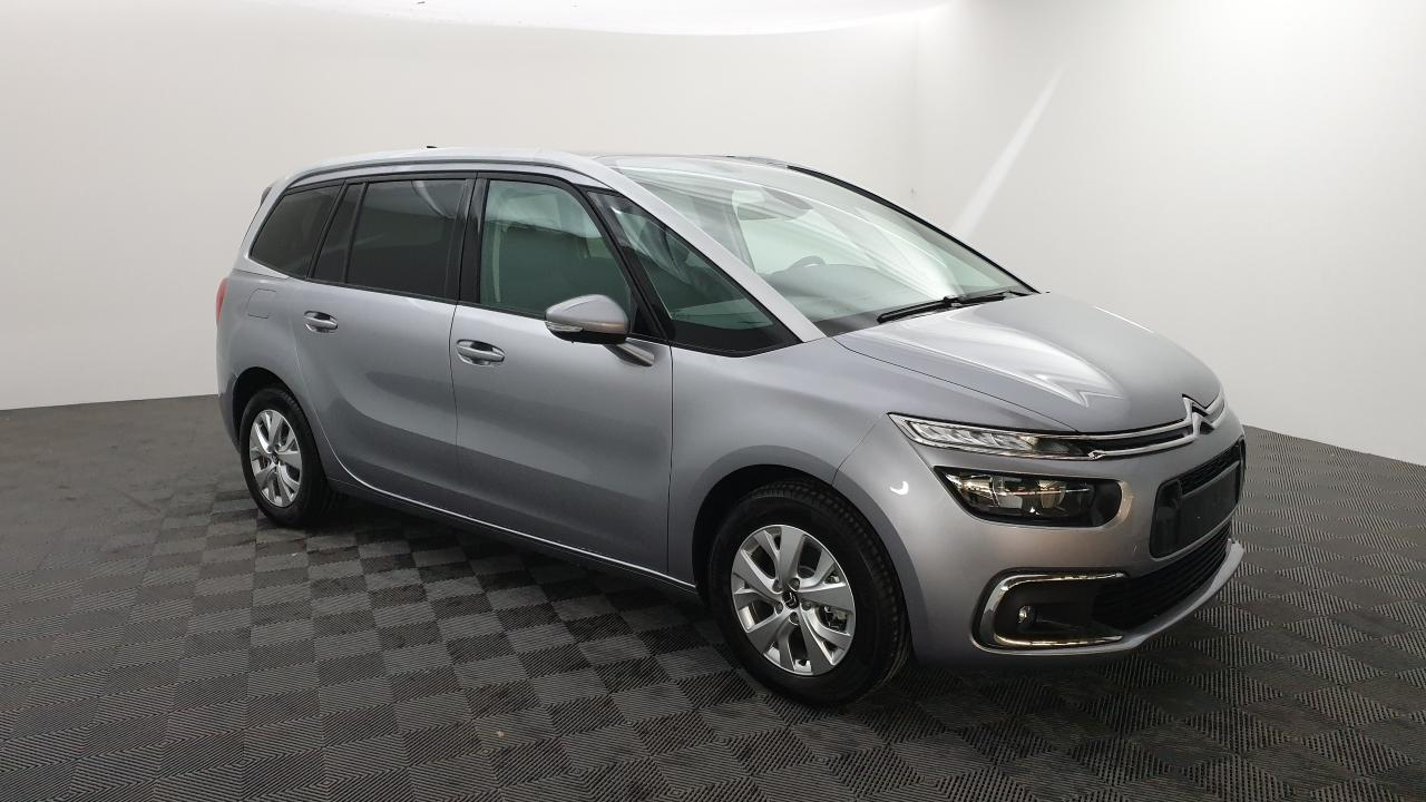 photo CITROEN GRAND C4 SPACETOURER 1.2 PURETECH 130CV 7PL BVM6 FEEL 7PL + CAMÉRA DE RECUL