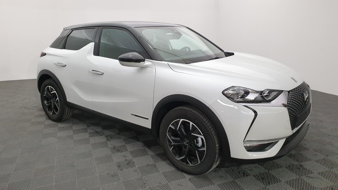 DS DS3 CROSSBACK 1.5 BLUEHDI 100CV BVM6 SO CHIC + ADML + INSPIRATION DS OPERA