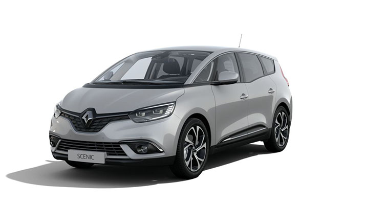 Photo RENAULT GRAND SCENIC IV 1.7 BLUEDCI 120CV BVM6 INTENS 5PL + AFFICHAGE TETE + PARK ASSIST + BOSE
