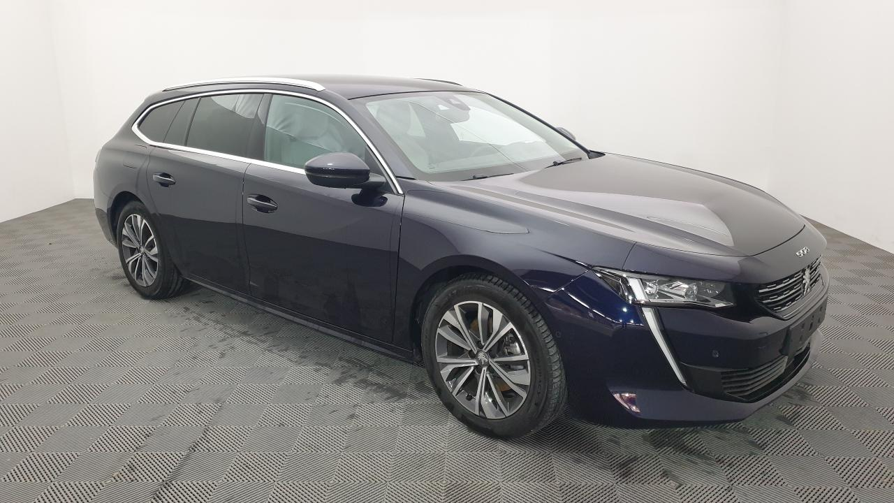 PEUGEOT 508 1.5 BLUEHDI 130CV EAT8 ALLURE + FULL LED + SIEGES CHAUFFANTS