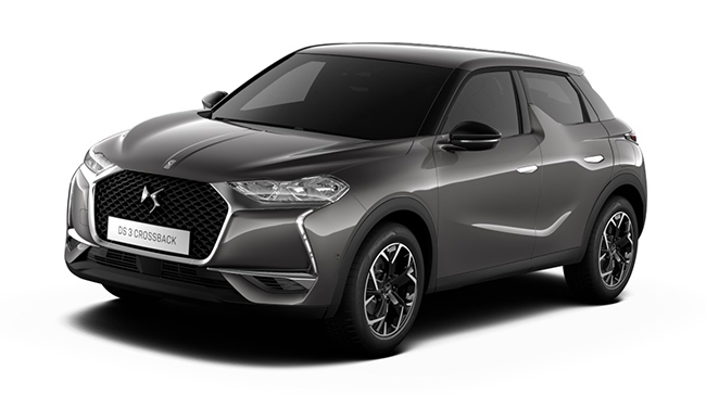 DS DS3 CROSSBACK 1.5 BLUEHDI 100CV BVM6 SO CHIC SUREQUIPEE