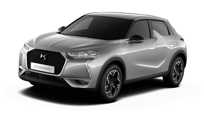 DS DS3 CROSSBACK E-TENSE 178 KWH 136CV SO CHIC + DS MATRIX LED VISION + CAMERA