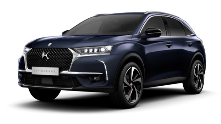 DS DS7 CROSSBACK 1.6 E-TENSE 4X4 EAT8 GRAND CHIC + TOIT PANO + PACK DS NIGHT VISION