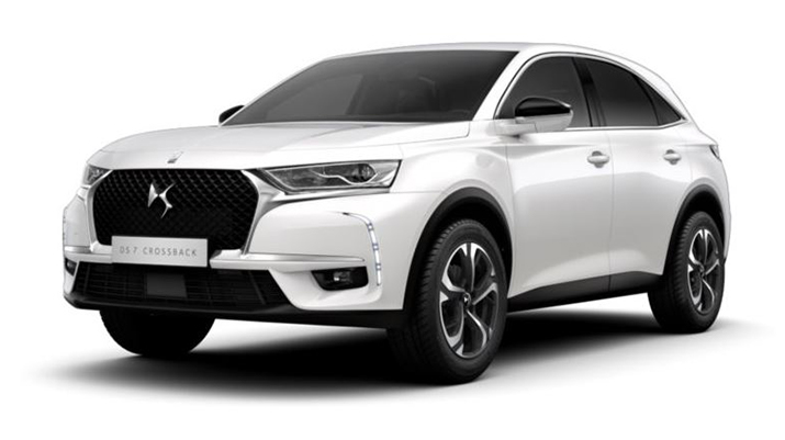 DS DS7 CROSSBACK 2.0 BLUEHDI 180CV EAT8 GRAND CHIC