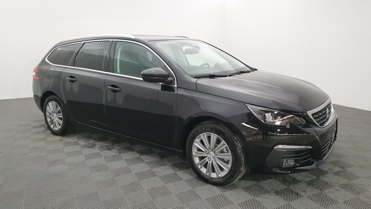 PEUGEOT 308 1.5 BLUEHDI 130CV EAT8 ALLURE PACK + PACK SIDE SECURITY + FULL LED + SIEGES CHAUFFANTS