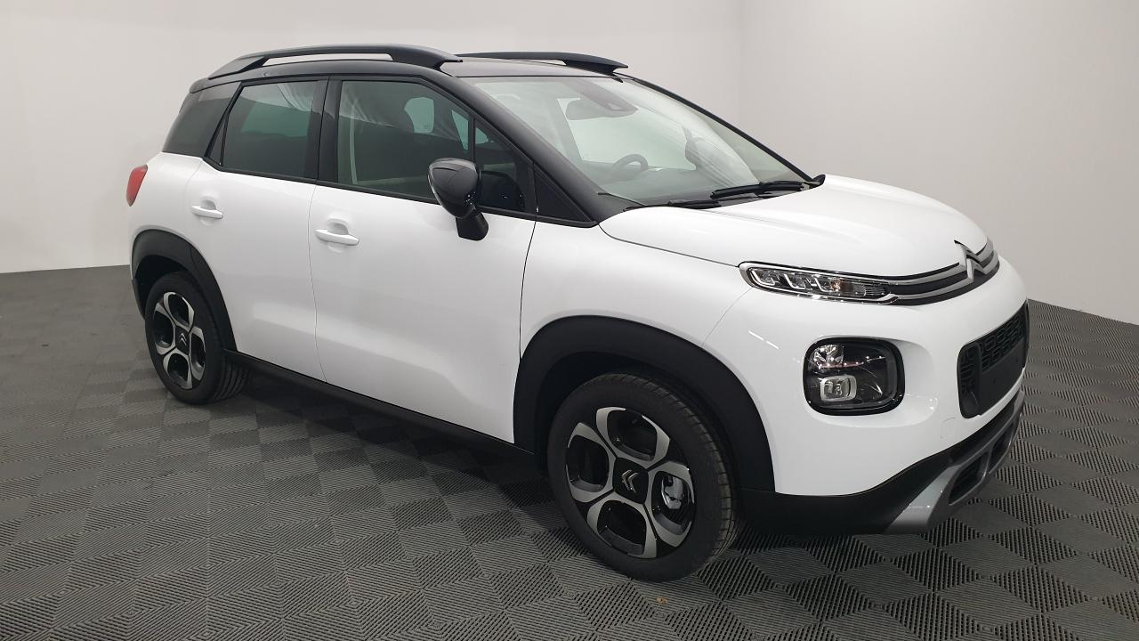 Photo CITROEN C3 AIRCROSS 1.2 PURETECH 110CV BVM6 SHINE + ADML + GRIP CONTROL + JANTES 17
