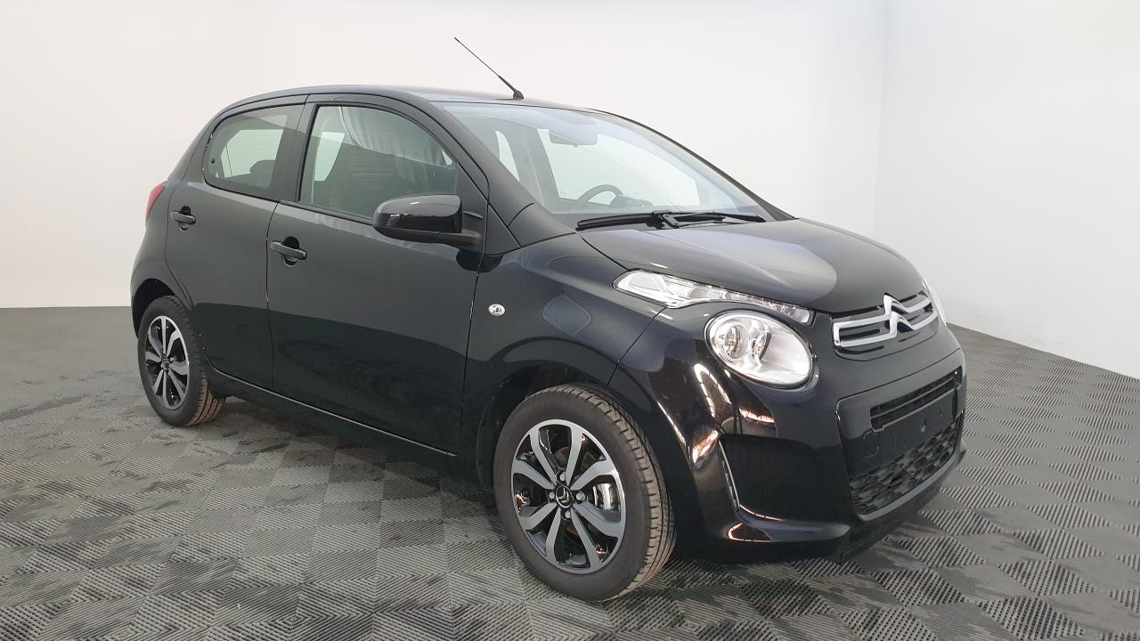 Photo CITROEN C1 VTI 72CV BVM5 5P SHINE