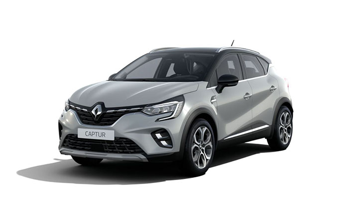 RENAULT CAPTUR NOUVEAU 1.5 BLUE DCI 115CV EDC INTENS + PACK CITY