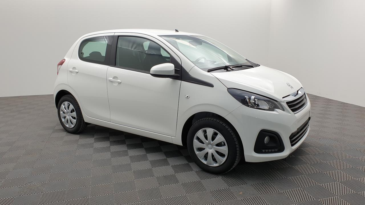 Photo PEUGEOT 108 1.0 VTI 72CV BVM5 5P ACTIVE + MIRROR SCREEN + PROJECTEURS ANTIBROUILLARD