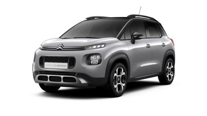 Photo CITROEN C3 AIRCROSS 1.2 PURETECH 110CV BVM6 SHINE + TOIT PANO + PACK PARK ASSIST + PACK TECHNO