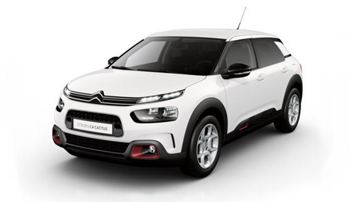 Photo CITROEN C4 CACTUS 1.5 BLUEHDI 100CV BVM6 C-SERIES