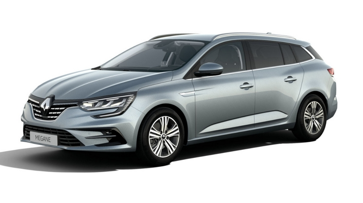 photo RENAULT Megane iv estate facelift