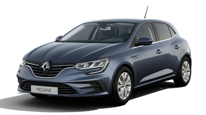 photo RENAULT Megane iv facelift