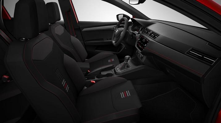 Photo véhicule 1 SEAT Ibiza 1.0 TSI 110CV BVM6 FR + ADML + RED PACK PLUS