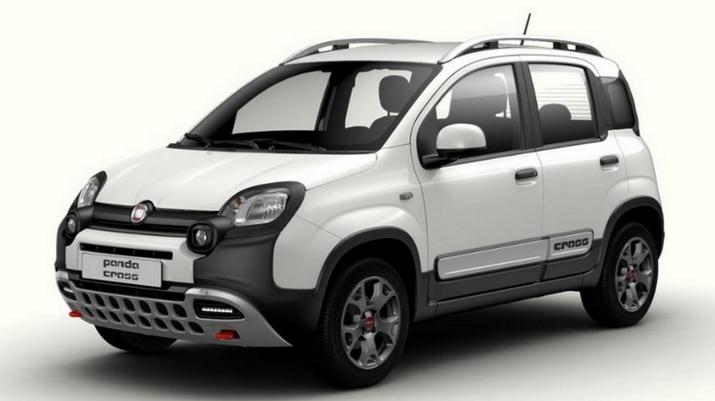 FIAT PANDA 0.9 TWINAIR 85CV BVM6 CITY CROSS 4X4