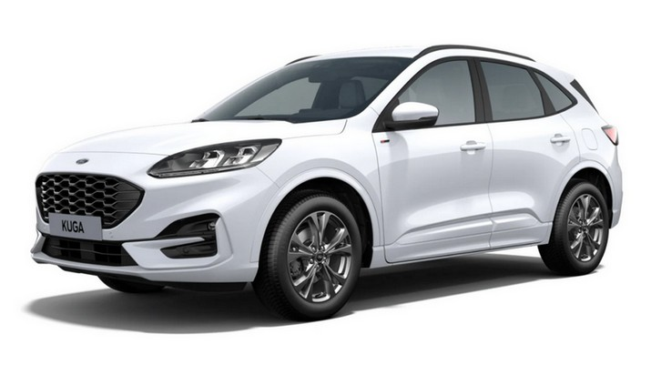 FORD KUGA 2.0 ECOBLUE 150CV MHEV BVM6 4X2 ST-LINE X + PACK ASSISTANCE + PACK HIVER