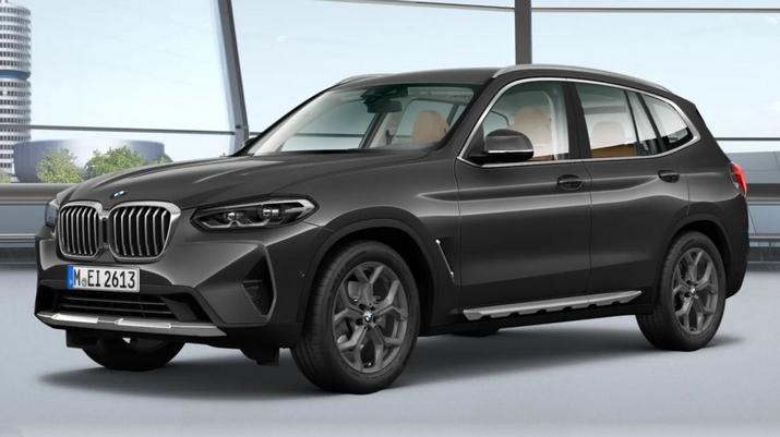 BMW X3 XDRIVE 20D 2.0 190CV BVA8 X-LINE