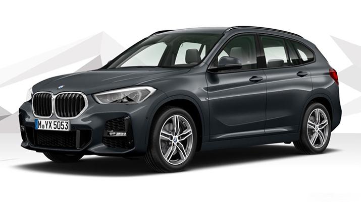 BMW X1 XDRIVE 20D 190CV BVA8 M-SPORT + AFFICHAGE TETE HAUTE + ALARME