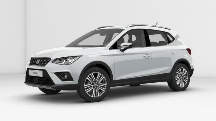 SEAT ARONA 1.0 ECOTSI 110CV BVM6 STYLE + PACK DRIVE ASSIST + PACK SPRING