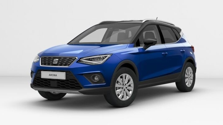 SEAT ARONA 1.0 ECOTSI 95CV BVM5 XCELLENCE + PACK VISION PLUS + PACK HIVER