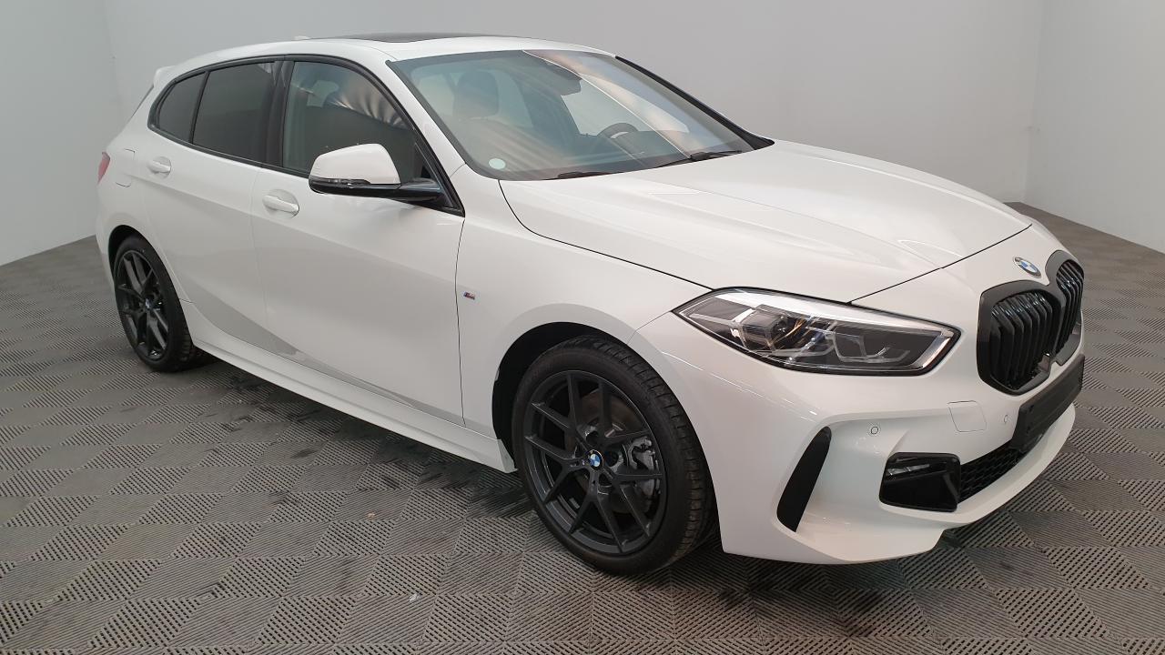 BMW SERIE 1 XDRIVE 120D 190CV BVA8 M-SPORT + TOIT PANO + CUIR