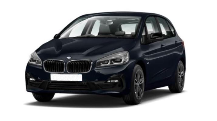 photo BMW Serie 2 active tourer