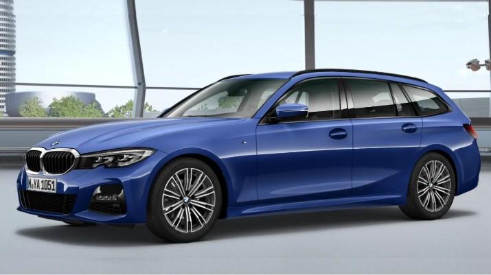 BMW SERIE 3 XDRIVE 320D 190CV BVA8 M-SPORT