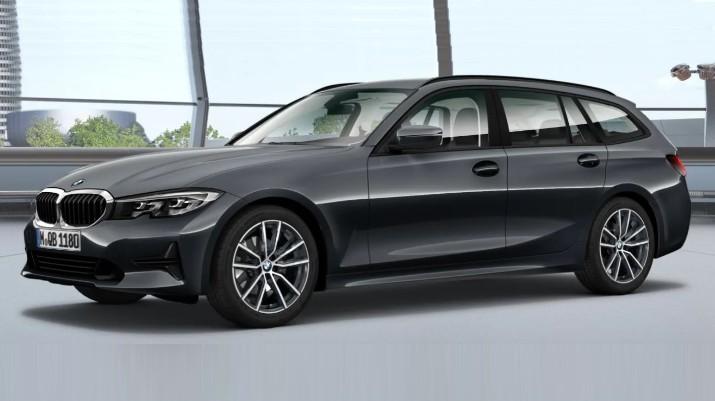 BMW SERIE 3 320D 190CV BVA8 SPORT