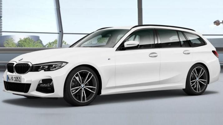 BMW SERIE 3 318D 150CV BVA8 SPORT